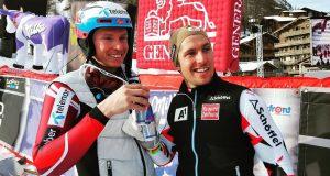 slalom gigante maschile SLALOM GIGANTE MASCHILE – KRANJSKA GORA – SLOVENIA KRISTOFFERSEN HIRSCHER sport e vai 300x160
