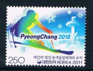 Olimpiadi Invernali in Korea
