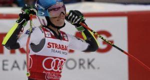 Shiffrin e il suo slalom