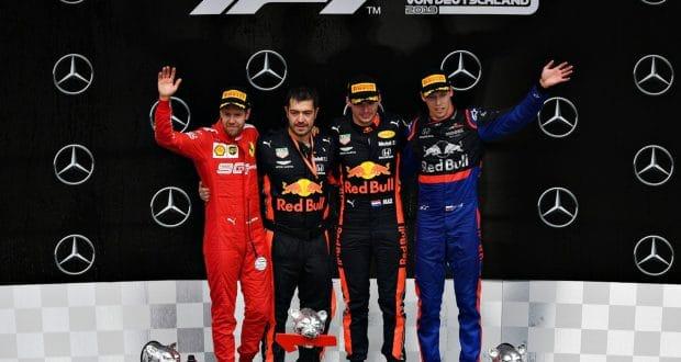 Vince Max ottimo Seb vince max ottimo seb Vince Max ottimo Seb 2019 GP Germania podio 01 620x330
