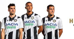 Udinese, nuova maglia ispirata a quella di Zico Nuova maglia undinese 2019 2020 300x160