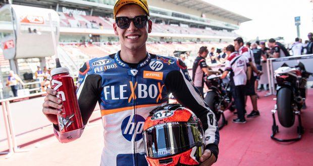 Vince Fernandez out Marquez vince fernandez out marquez Vince Fernandez out Marquez augusto fernandez moto2 barcelona 620x330