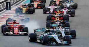 Calendario F1 2020