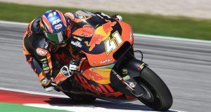 binder si prende aragon Binder si prende Aragon Brad Binder 2019 Austria Moto2 300x160