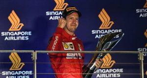 vettel nella notte di singapore Vettel nella notte di Singapore f1 singapore afp the peak 1200x700 300x160