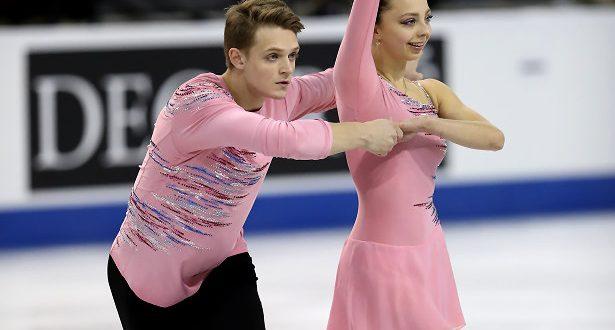 Boikova/Kozlovskii primi in Canada Aleksandra Boikova and Dmitrii Kozlovskii 615x330