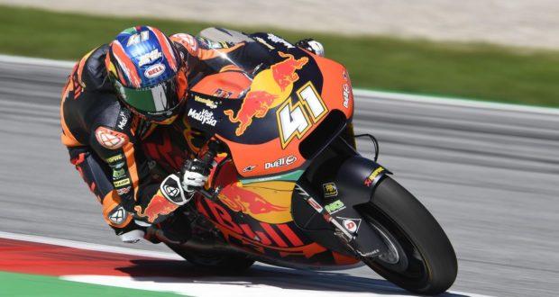 binder vince l'ultimo gp Binder vince l'ultimo GP Brad Binder 2019 Austria Moto2 620x330