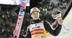 kobayashi vince oberstdorf Kobayashi vince Oberstdorf a oberstdorf amman 16 nel concorso vinto da kobayashi jzfh 300x160