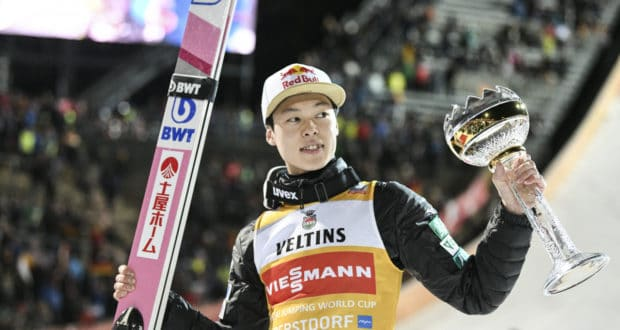 kobayashi vince oberstdorf Kobayashi vince Oberstdorf a oberstdorf amman 16 nel concorso vinto da kobayashi jzfh 620x330
