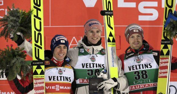 geiger vince anche lahti Geiger vince anche Lahti 84