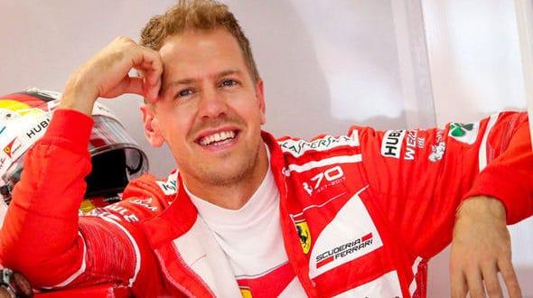 vettel saluta il cavallino Vettel saluta il Cavallino Sebastian Vettel 862157 590x330