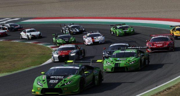 aci è subito sport di livello Aci è subito sport di livello Campionato italiano Gran Turismo 950x551 620x330