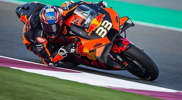 binder sua brno Binder sua Brno 335512 Brad Binder KTM MotoGP RC16 Qatar 23022020 3 600x330