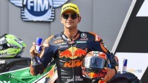 martin sua valencia Martin sua Valencia espanol jorge martin ktm ganado hoy austria carrera moto2 1597577085785 300x168
