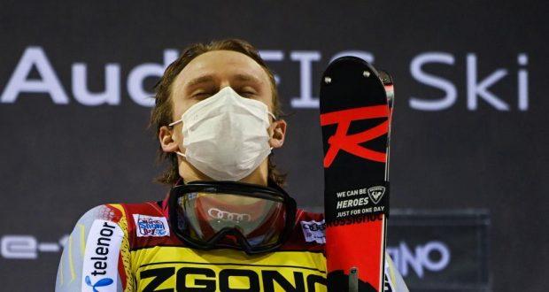 kristoffersen vince con precisione Kristoffersen vince con precisione ski star henrik kristoffersen hat in madonna gewonnen 620x330