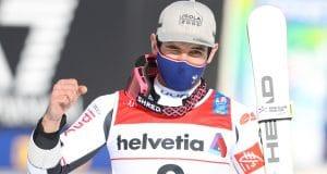 faivre si riconferma sul podio Faivre si riconferma sul podio mathieu faivre fis ski wc cortina d ampezzo slalom geant hommes 19 02 2021 1 300x160